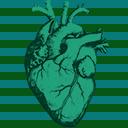 humanheartblue1