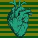 humanheartblue3